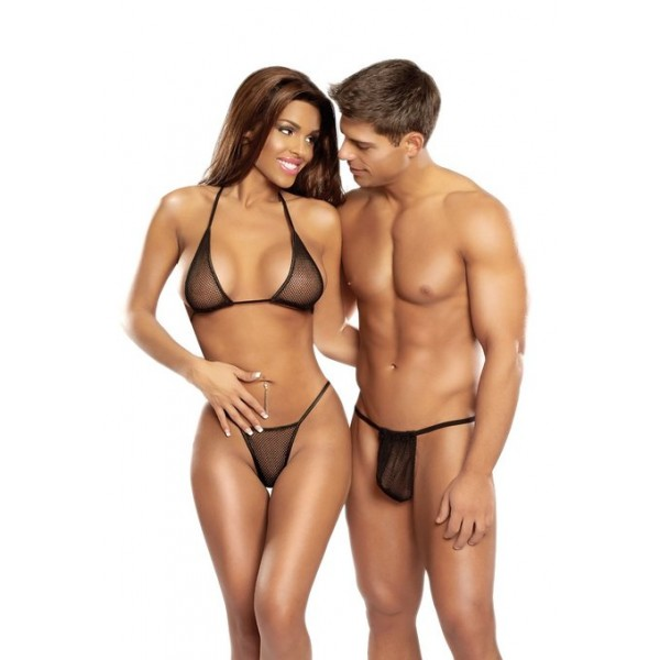 Xanded Couples Special Fancy Underwear Nightwear