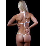 Xanded Fantasy White Lace Bra Panty Suit Underwear