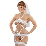 Fantasy Bridal Costume Nightgown